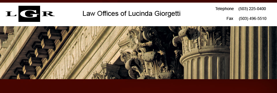 Law Offices of Lucinda Giorgetti